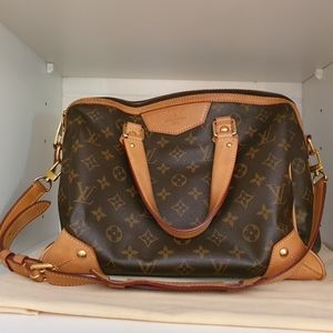 LV Monogram Canvas Retiro PM bag